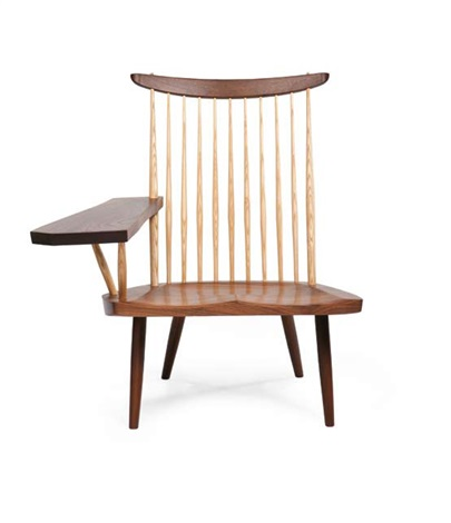 chair by mira nakashima yarnall