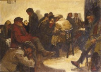 the irish immigrants by christopher fiddes