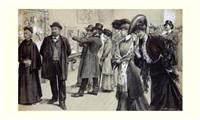 au salon d'automne de 1904 by josé simont