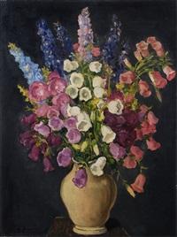 glockenblumen by fritz max hofmann-juan
