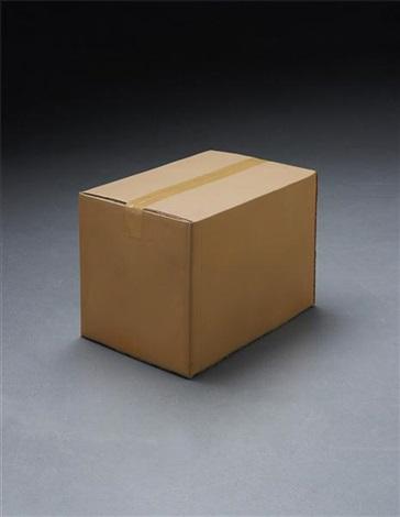 box by gavin turk