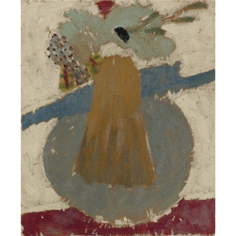 the brush broom by arthur dove