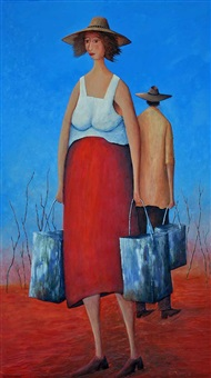water carriers by terry cousins