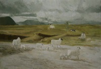 achill shepherd by barbara warren