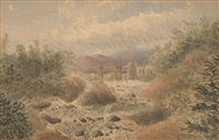 pont-y-pont, n. wales by james madison alden