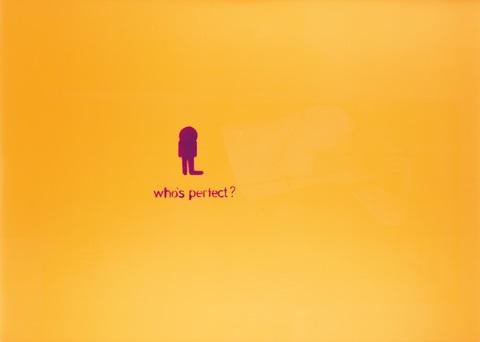 Whos Perfekt whos by krištof kintera on artnet