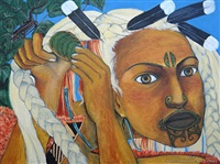 taranga by robyn kahukiwa