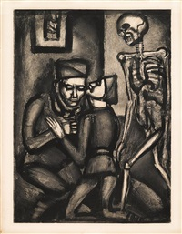 12 etchings and aquatints (12 works) by georges rouault
