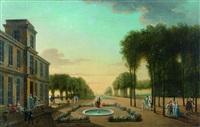 vue des environs de paris by jean baptiste nicolas raguenet