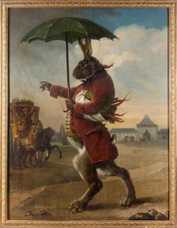portrait de hilaire rouillé du coudray dit de boissy marquis de boissy et du coudray 1765 1840 en lapin by jean baptiste le prince