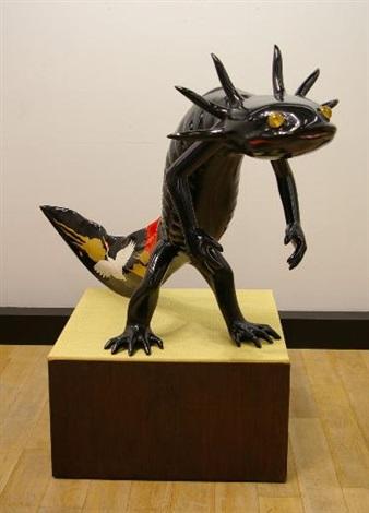 salamander tsurukame by yuki inoue