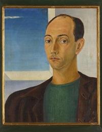retrato de eugenio villanueva caballero by ignacio asûnsolo