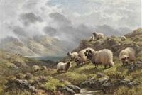 near loch tay by sydney watson arthur