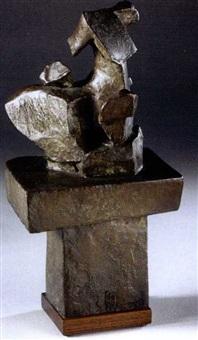 ricerca per una figura mitologica by mario negri
