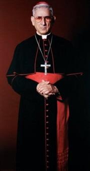cardinal dario castrillon hoyos by christian courrèges