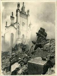 katedra (fotomontaż) by stefan rassalski