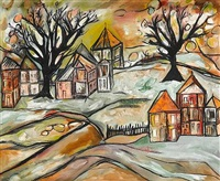 a hamlet in holland by lance ribeiro