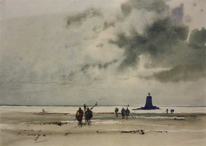 marine by pierre brette