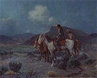 navajos by gray phineas bartlett