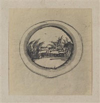 design for a dish by kenkichi tomimoto