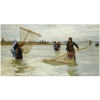 shrimpers by lionel percy smythe