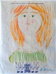 figura bionda by antonio bueno