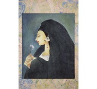 a summer rose by abdur rahman chughtai