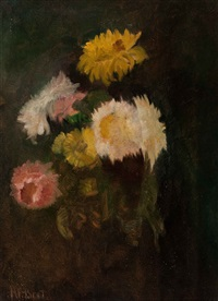 impressionistic still life by henri frédéric boot