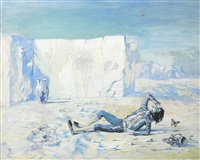 the bullfighter by john minton