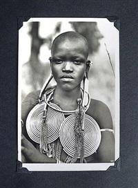 l'afrique qui disparait (alb. w/51 works) by casimir zagourski