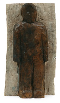standing man by bruce armstrong