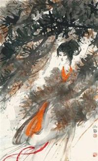 湘夫人 by fu xiaoshi
