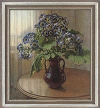 summer flowers by wilhelm andersen