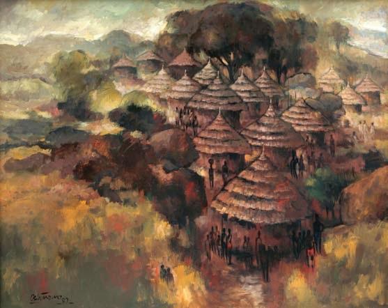 koma village by kolade oshinowo