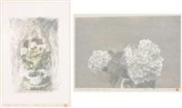 diary june 19 (b)/diary september 24, 1990 (set of 2) by tetsuya noda
