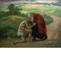 the prodigal son by eugene higgins