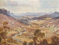 burragorang valley, n.s by james ranalph jackson