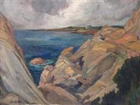 landscape by saul raskin