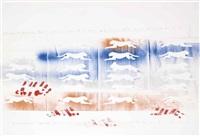 senza titolo (dimenticare il numero fortunato e non) (untitled (forget the lucky number or not)) by alighiero boetti
