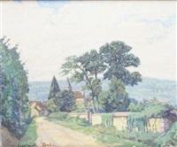 le village by constantin font