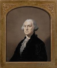 portrait of george washington by john wood dodge