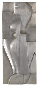 relief h by oskar schlemmer