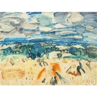 borders landscape by william george gillies