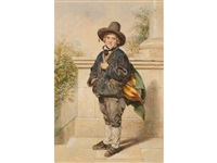 a young musician by octavius oakley