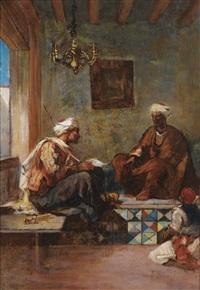 le scribe by eugène fromentin