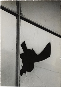 gloucester (variant) by aaron siskind