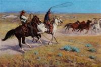 fading horses by richard lorenz