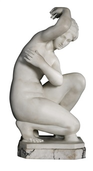 the crouching venus (after the antique) by anonymous-italian (19)