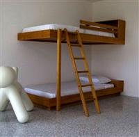 bunkbeds (pair) by richard neutra