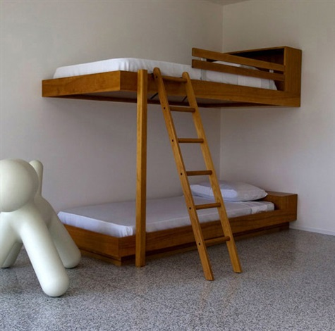 bunkbeds pair by richard neutra